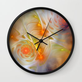 abstract dream -7- Wall Clock