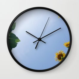 Melodie of sunshine Wall Clock