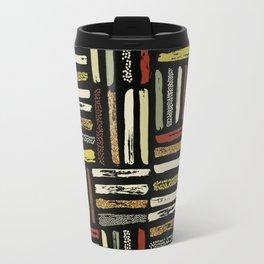 Abstract Holidays 2 Travel Mug