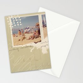 Beach Ready Stationery Cards