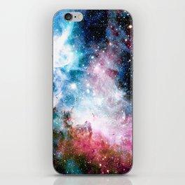 Carina Nebula : Colorful Galaxy iPhone Skin