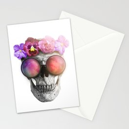 "Mortem in Gloria ""Helbi"" Stationery Cards"