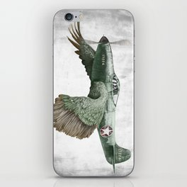 In which it's a bird. It's a plane. (Now in technicolour) iPhone Skin