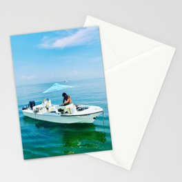 Farm to Table Oysters Stationery Cards