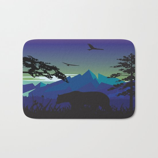 My Nature Collection No. 44 Bath Mat