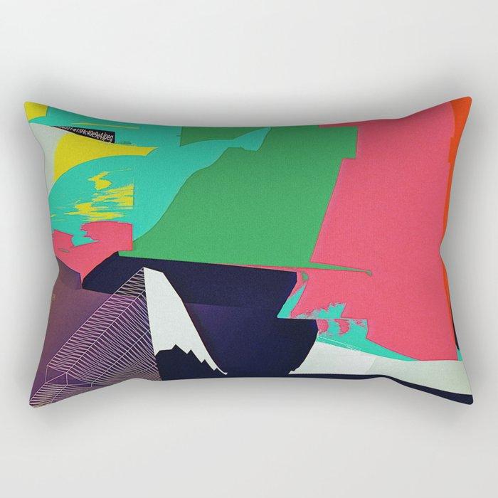 JPEGJPEGJPEGJ Rectangular Pillow