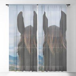 Sunburt Sheer Curtain