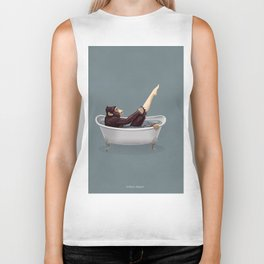 Bathtub Biker Tank