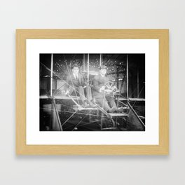 This will take us to starts, right ? Framed Art Print