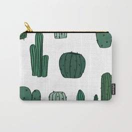 Cactus Overload Carry-All Pouch