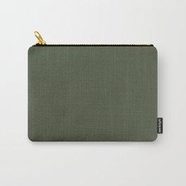 Pratt and Lambert 2019 Sierra Night (Dark Green) 18-17 Solid Color Carry-All Pouch