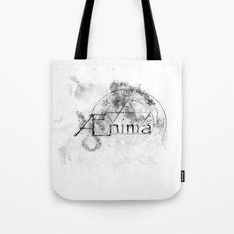 AEnima // Astrological Symbols Tote Bag