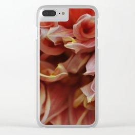 dhalia Clear iPhone Case