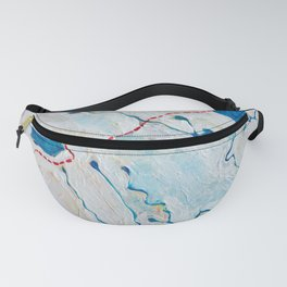 East Carry Pond, South, Maine Fanny Pack