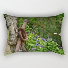 Nicely Aged Rectangular Pillow