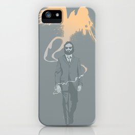 Out of the ashes arose a Phoenix iPhone Case
