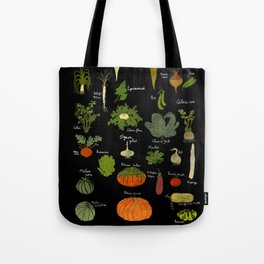 French kitchen art country cooking veggie vegan Poster print Tote Bag