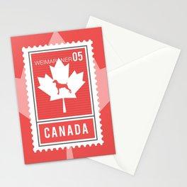 CANADA WEIM STAMP Stationery Cards