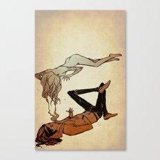 Conjure Canvas Print