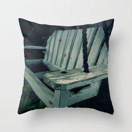 Garden Decoration  Throw Pillow