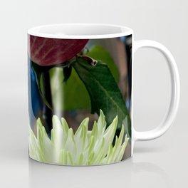 Trois Fleurs Coffee Mug