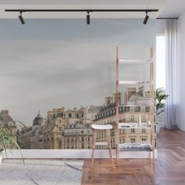 Once in Paris Wall Mural