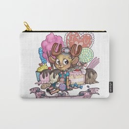 cotton candy prince Carry-All Pouch