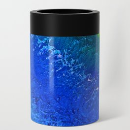 """""""Riptide #4"""" Oil Painting Can Cooler"""