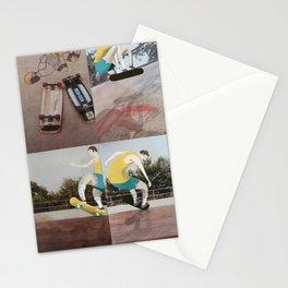Retro Skater dude Stationery Cards
