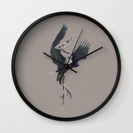 Anxiety (Invisible Variant) Wall Clock