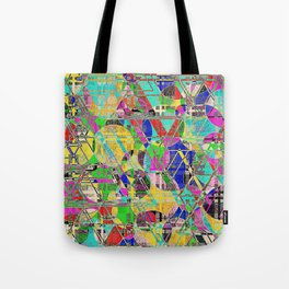 Impossible weave Tote Bag
