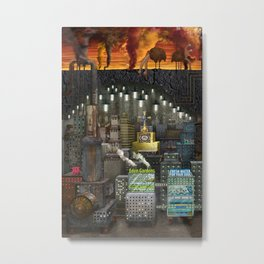 Underworld Metal Print