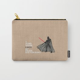 Luke's Father Carry-All Pouch