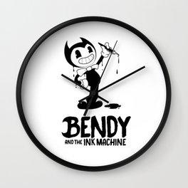 Bendy Wall Clock
