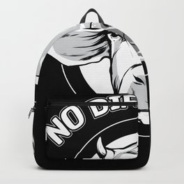 Vegan No difference Backpack