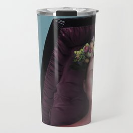 Flowers&Coffin Travel Mug