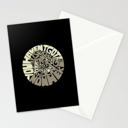 Oogie Boogie Stationery Cards