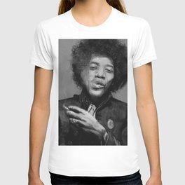 Chilling Hendrix T-shirt