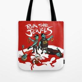 Run The Jewels Tote Bag