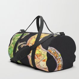 T-Rex Fight Duffle Bag