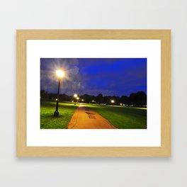 Stars of Primrose Framed Art Print