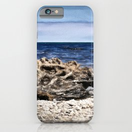 Beached Tree iPhone Case