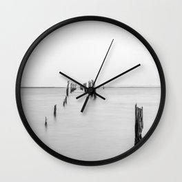 Old Tenby Point Jetty Wall Clock