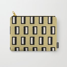 Chad Pattern Gold 2 Carry-All Pouch