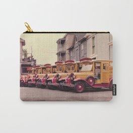 Peter Palagi Vintage Ice Cream Man Trucks Pawtucket, Rhode Island Carry-All Pouch