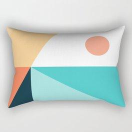 Geometric 1711 Rectangular Pillow