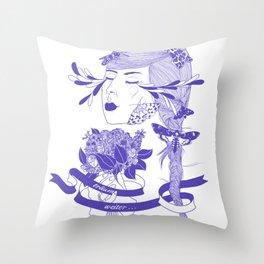 Dream on! Throw Pillow