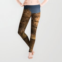 Desert Waterfall - Summer In Palouse Leggings