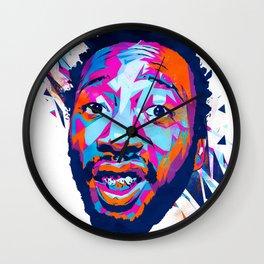 Ol' Dirty Bastard: Dead Rappers Serie Wall Clock