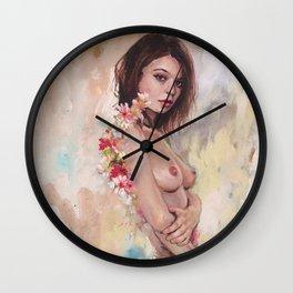 Ava Adora Wall Clock